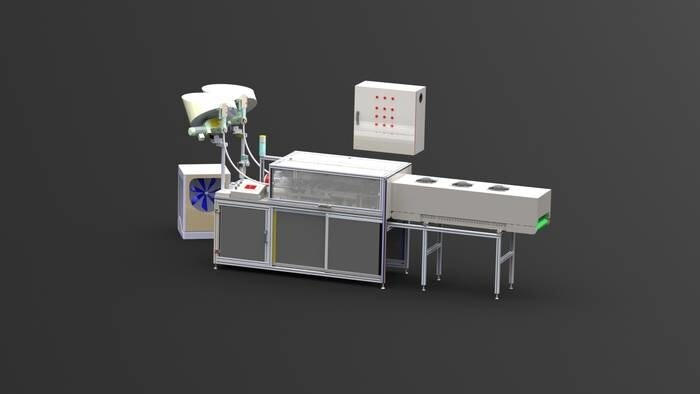 LOGO_Elongated cup annealing machine