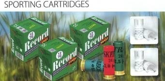 LOGO_Sporting cartridges