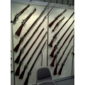 LOGO_Flintlock & Percussion Muskets and Pistols