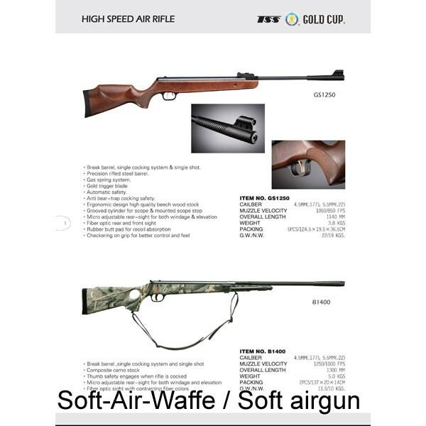 LOGO_High Speed Air Rifle
