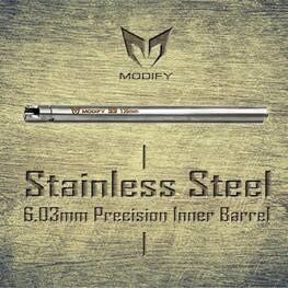 LOGO_Modify Stainless Steel 6.03mm Precision Inner Barrel