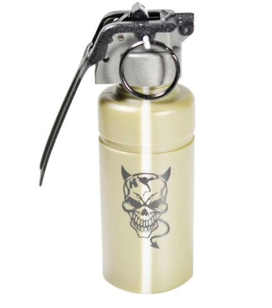 LOGO_Thunder Devil BB grenade