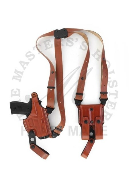 LOGO_Shoulder Holster (Horizontal)