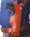 LOGO_32 ONZ Shoulder Leather Holster