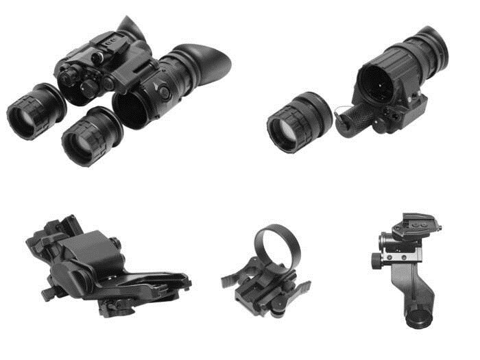 LOGO_OEM Night Vision Systems and Accessories