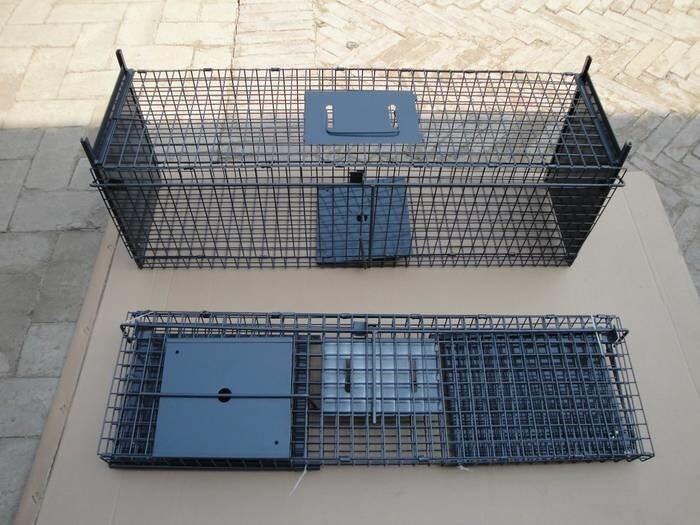 LOGO_Animal Cage Traps ,foldable