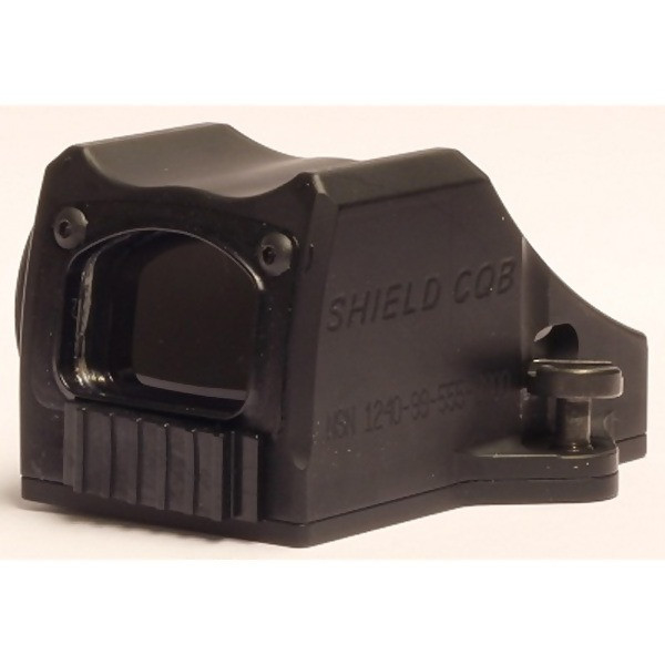 LOGO_Shield Close Quarter Battlesight (CQB)