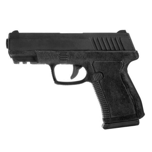 LOGO_Pistol Razor Gun GROM