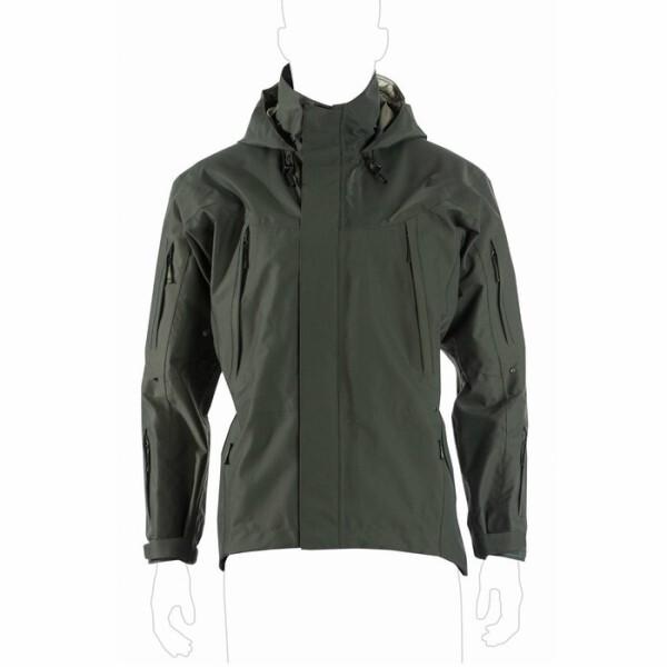 LOGO_UF PRO® Monsoon Jacke