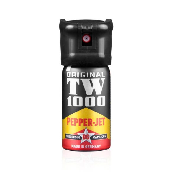 LOGO_Pfefferspray - TW1000 Pepper-Jet Man