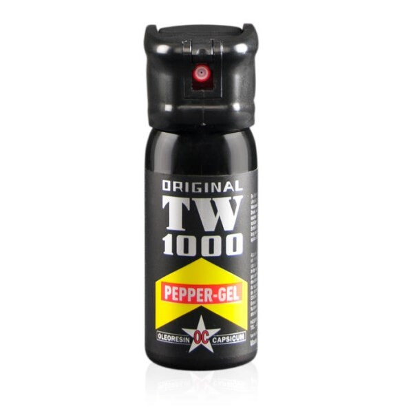 LOGO_Pepper spray - TW1000 Pepper-Gel 50