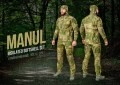 "LOGO_""MANUL"" - Insulated Softshell Set (temperature range +10C° to -20C°)"