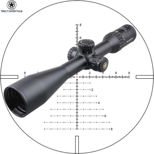 LOGO_Vector Optics Continental 3-18x50 4-24x50 5-30x56 SFP Tactical Precision Sniper Scope Riflescopes Factory