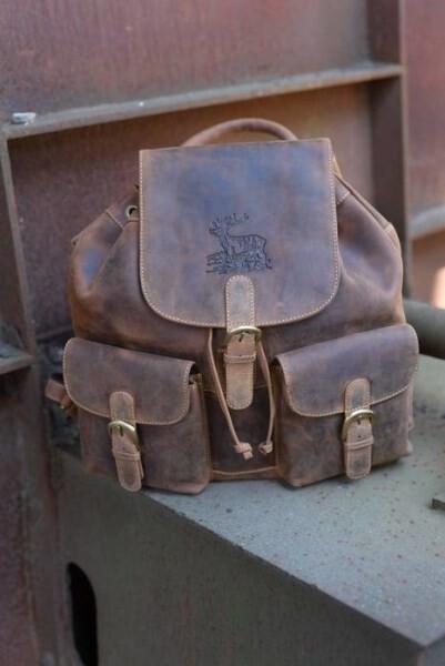 LOGO_Vintage Rucksack XL Stag 3