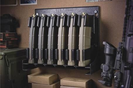 LOGO_Rifle Magazine Holder 5.56 X 45mm