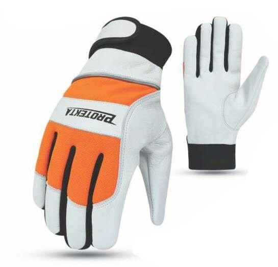 LOGO_CHAINSAW GLOVES