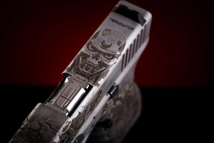 LOGO_CNC laser engraving