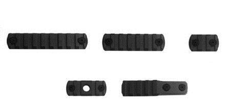 LOGO_The IMI Defense High-quality multi-length M-Lok rail sections