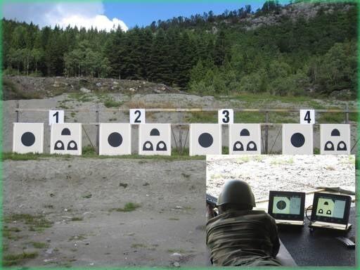LOGO_Shooting equipment for Military shooting ranges
