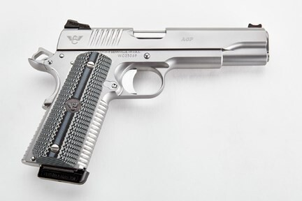 LOGO_ACP-FS-9-SS, Wilson Combat American Combat Pistol, Full-Size, 9x19, Stainless Steel