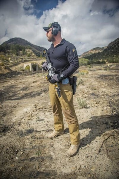 LOGO_HYBRID TACTICAL PANTS® - POLYCOTTON RIPSTOP