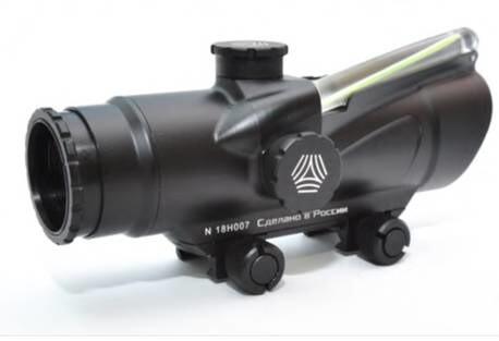 LOGO_Prismatic sight Р4x30LFO