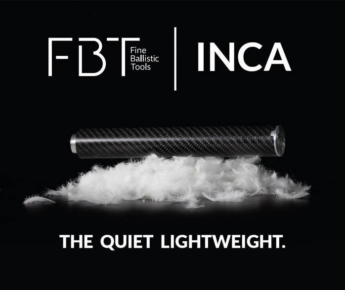 LOGO_FBT INCA Schalldämpfer