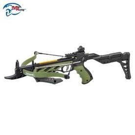 LOGO_Man Kung crossbow pistol Alligator TCS2 80 LBS green