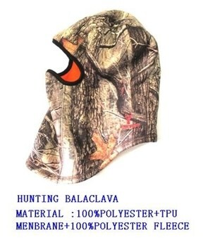 LOGO_HUNTING BALACLAVA