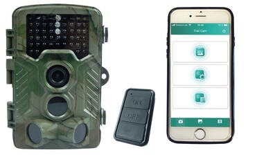 LOGO_Wifi Trail Digital Camera 20 MP, 128 GB, 4K full HD