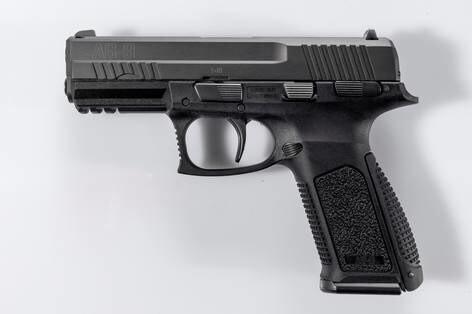 LOGO_AGAOGLU 9*19mm Pistolen Photo 3
