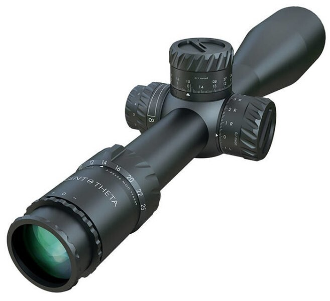 LOGO_Tangent Theta - Professional Rifle Telescopes for Precision Marksmen
