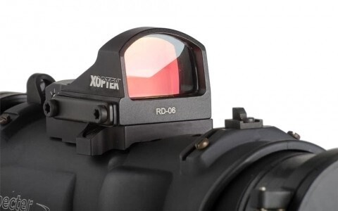 LOGO_XOPTEK - Micro Reflex Sight