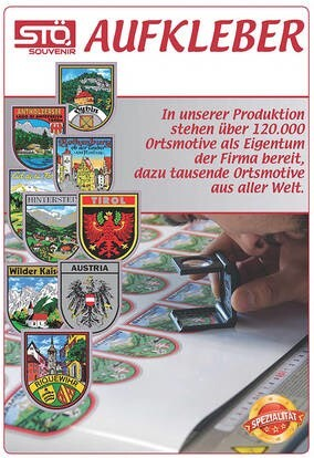 LOGO_Aufkleber und Wappen