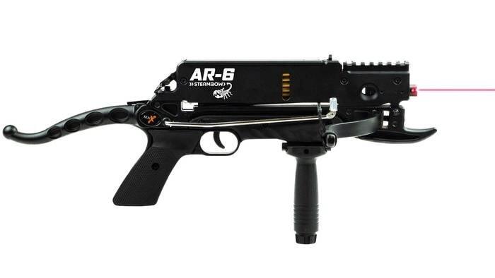 LOGO_Steambow AR-6 Stinger
