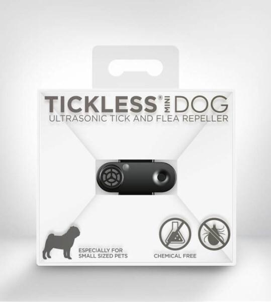 LOGO_Tickless Mini Dog