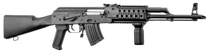 "LOGO_""Jack"" cal. 7.62x39 mm rifle"