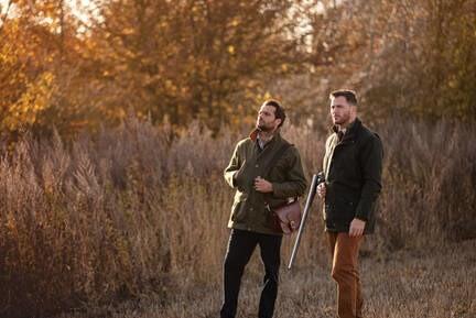 LOGO_Alan Paine Men's Klinwick Jacket & Fernley Field Coat