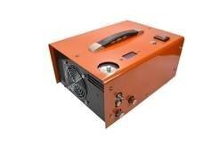 LOGO_12V air compressor pump for hunting air gun