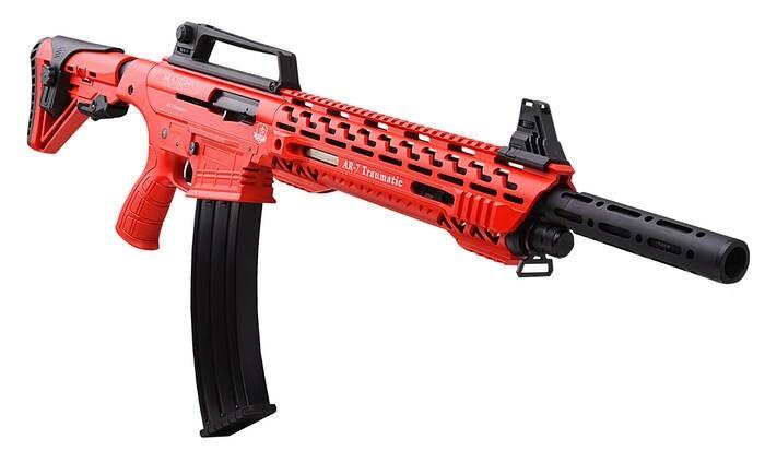 LOGO_Maestro Arms AR-7 Traumatic