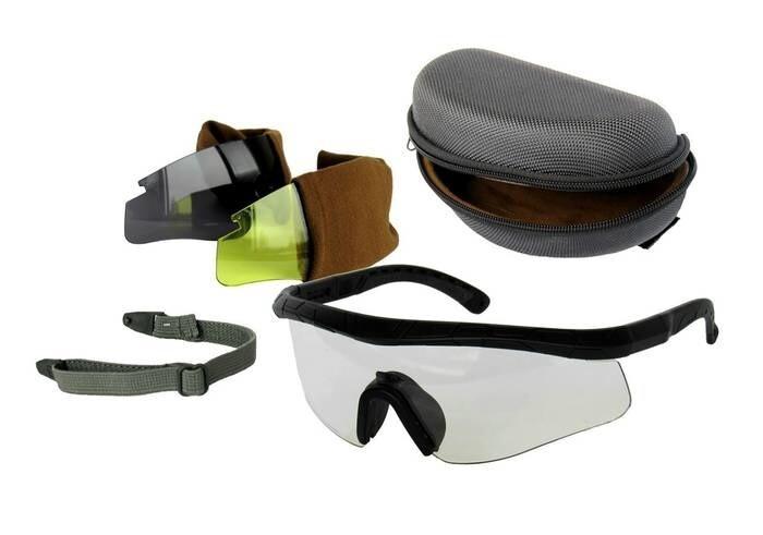 LOGO_Ballistic goggles