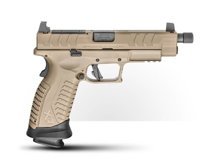 LOGO_Springfield Armory® XD-M® Elite Tactical OSP™