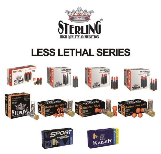 LOGO_STERLING LESS LETHAL SERIES