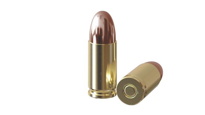 LOGO_9x19 mm Luger Ammunition