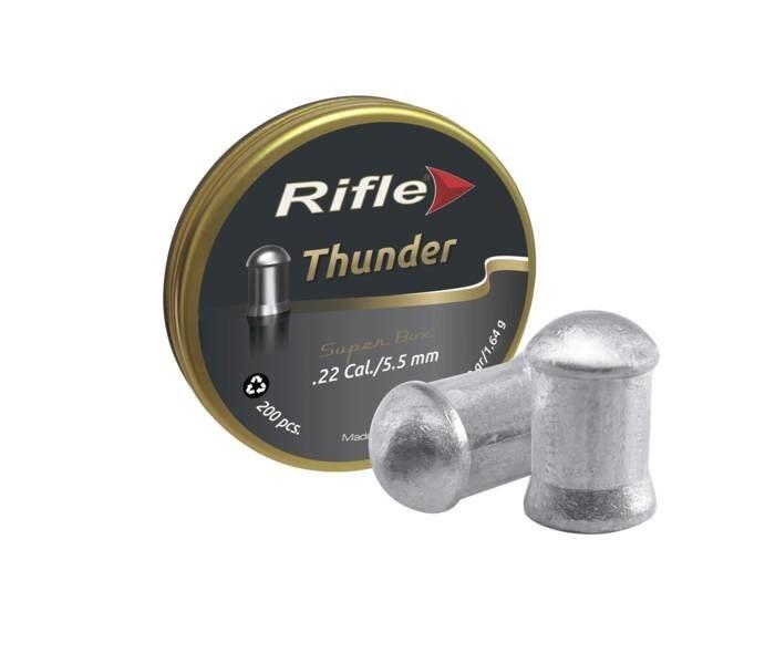LOGO_Thunder .22 cal./5.5 mm