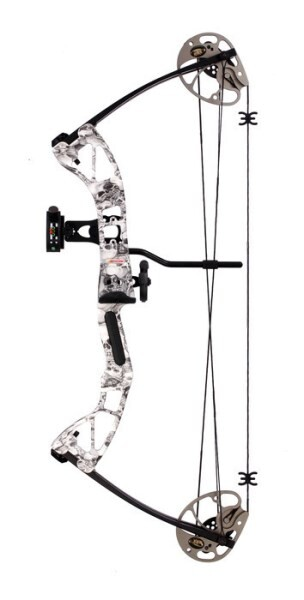 LOGO_Rex Compound Bow (Skull Camo)