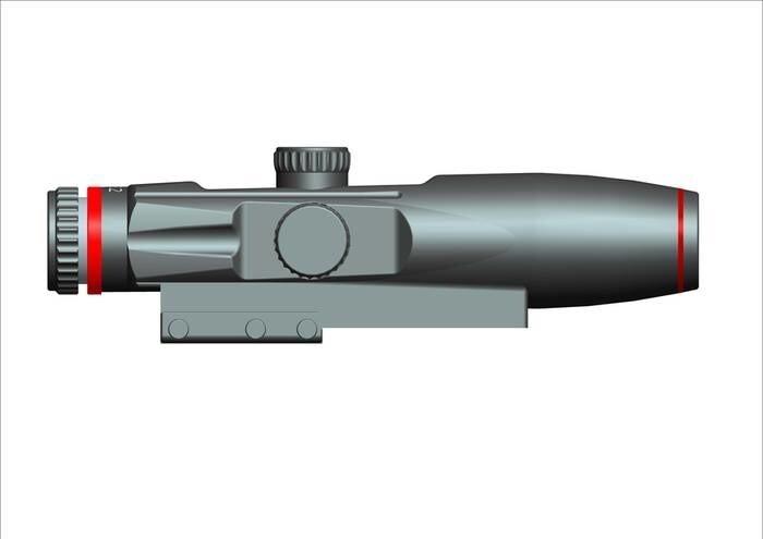 LOGO_6x32mm Laser Quantum Zielfernrohr