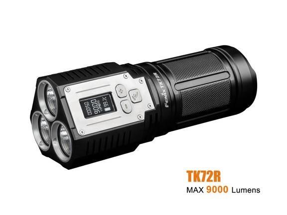 LOGO_Fenix TK72R LED Taschenlampe