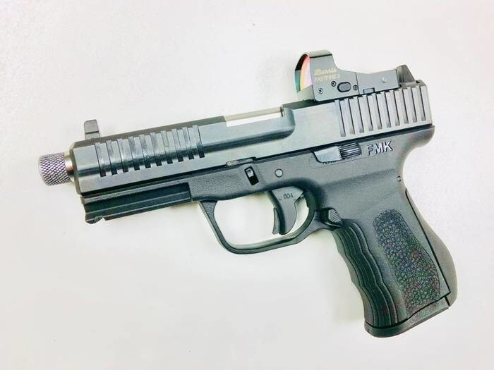 LOGO_FMK ELITE Semi-Auto Pistols