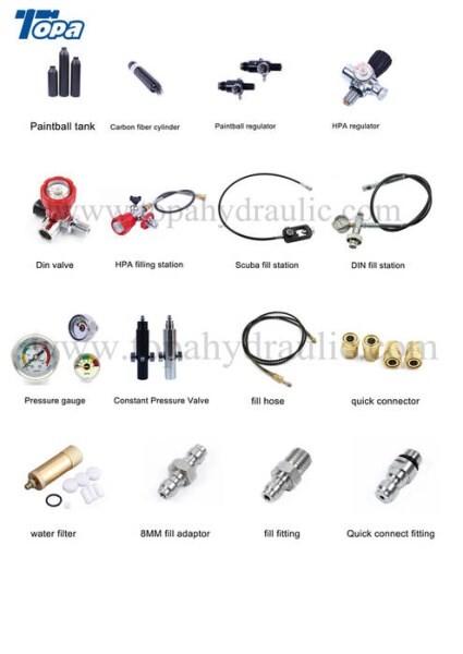 LOGO_300bar PCP air compressor filling accessory